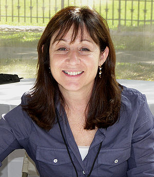 Jane Mayer - Mayer at the 2008 Texas Book Festival