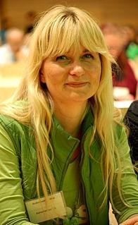Janina Andersson Finnish politician
