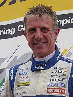Jason Plato British racecar driver