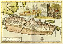 Early 18th century Dutch map.