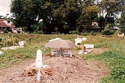 Javaanse begraafplaats