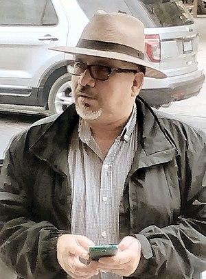 Javier Valdez Cárdenas - Image: Javier Valdez Cárdenas