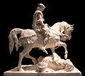 Jeanne d'Arc pleurant à la vue d'un Anglais blessé - Marie d'Orléans - MBA Lyon 2014 (détourée).JPG