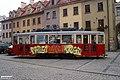 Jelenia Góra, Tramwaj - kiosk z pamiątkami - fotopolska.eu (141949).jpg