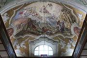 Jelenia Góra Kościół Łaski pw. Świętego Krzyża Malowidła na sklepieniach.JPG
