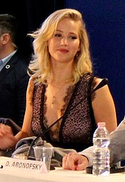 A full body shot of Jennifer Lawrence