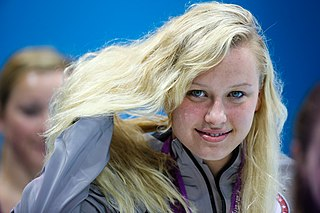 Jessica Long American Paralympic swimmer