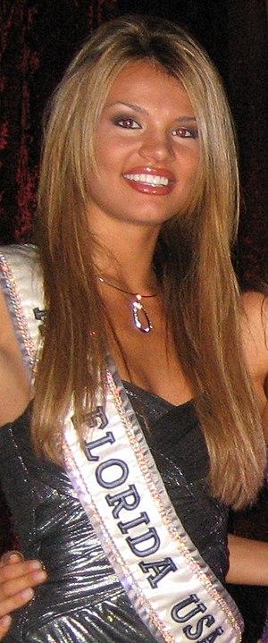 Miss Florida USA - Jessica Rafalowski, Miss Florida USA 2008