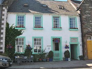 Jessie M. King - Image: Jessie Marion King's House, Kirkcudbright 01