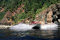 Jet boat excursion, Rogue River Wild & Scenic River, Rogue River-Siskiyou National Forest (36338478415).jpg