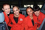 Jetstar crew in our brand new A320 (8647496338) (cropped).jpg