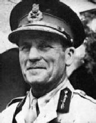 John Harding, 1st Baron Harding of Petherton - Image: Jharding