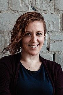 Jillian York American activist, journalist and travel writer (born 1982)