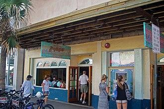 Jimmy Buffett's Margaritaville - Original Jimmy Buffett's Margaritaville in Key West FL