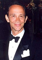 Photo o Joel Grey attendin the 45t Primetime Emmy Awairds in 1993.