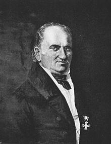 ヨハン・ベンツェンベルクJohann Friedrich Benzenberg