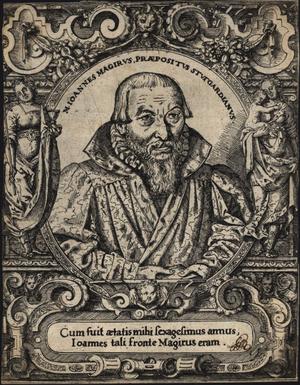 Johannes Magirus - Johannes Magirus (c. 1590)