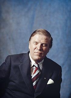Johannes Virolainen Finnish politician