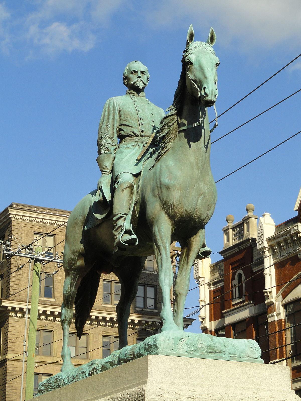 John Hunt Morgan Memorial - Wikipedia