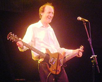 John Otway - Performing in the Cabaret Tent at the 2010 Glastonbury Festival
