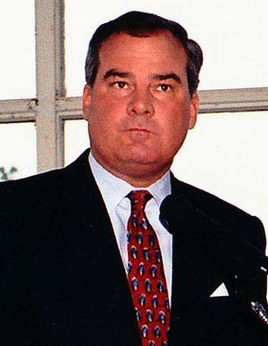 United States gubernatorial elections, 2002 - Image: John Rowland (cropped)