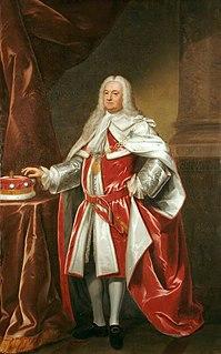 John Hobart, 1st Earl of Buckinghamshire