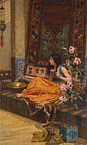 John William Waterhouse - In the Harem.jpg