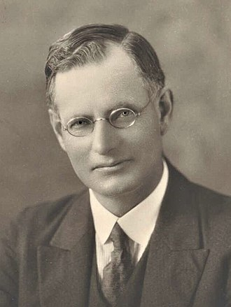 John Curtin - John Curtin in the 1920s