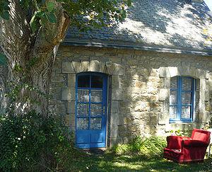 Maison bretonne de charme