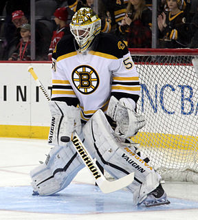 Jonas Gustavsson Swedish ice hockey goaltender
