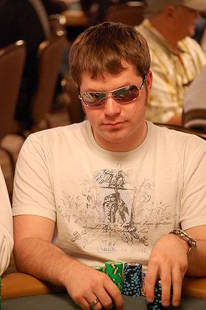 Jonathan Little - Little at the 2008 World Series of Poker