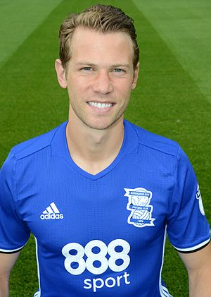 Jonathan Spector - Spector with Birmingham City in 2016