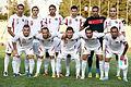 Jordan national football team in Tehran - 2015 AFC Asian Cup qualification.jpg