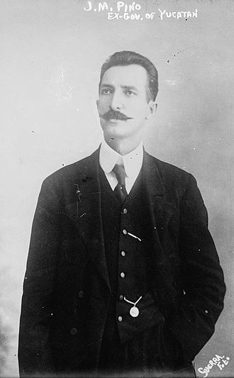 José María Pino Suárez - José María Pino Suárez
