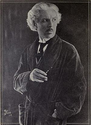 Josef Swickard - Swickard in 1921