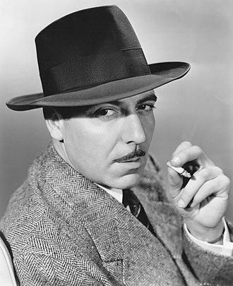 Joseph Calleia - Joseph Calleia in 1942