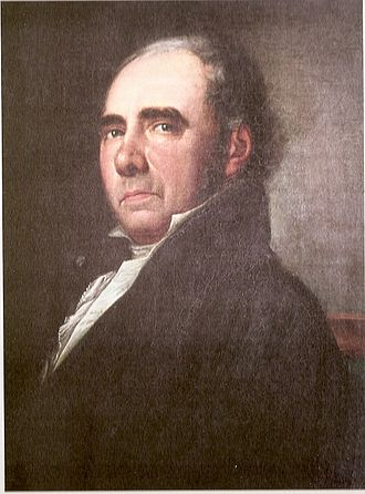 Joseph Christian Lillie - J. C. Lillie, painted in 1806 by J. B. Hauttmann
