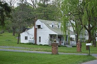 Joseph Funk - Funk's home in Singers Glen