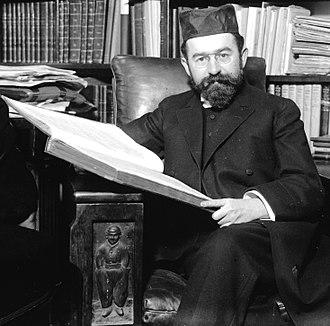 Joseph Hertz - Joseph Hertz in 1913