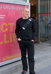 Joshua Oppenheimer at French cinema release.jpg
