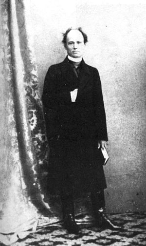 Josip Juraj Strossmayer - Josip Juraj Strossmayer at younger age