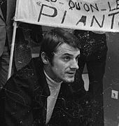Photographie montrant le visage de Josip Skoblar.