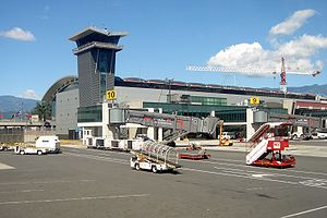 Juan Santamaría - Juan Santamaría International Airport (SJO).