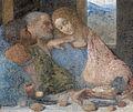 Juan en La Última Cena, de Leonardo da Vinci.jpg