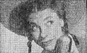 Judy Canova - Photo from 1944 advertisement for the Judy Canova Show