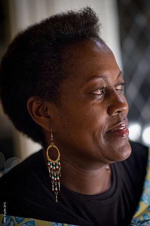 Judy Thongori - Image: Judy Thongori