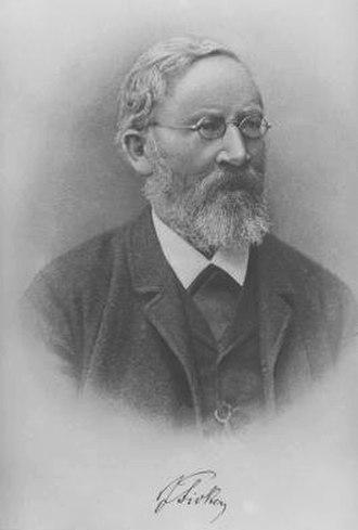 Julius von Ficker - Julius von Ficker