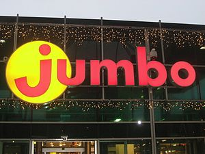 Jumbo shopping centre - Image: Jumbo Board Flickr anantal