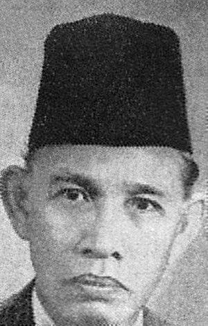 Mahmud Yunus - Mahmud, 1954