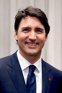 Justin Trudeau in Lima, Peru - 2018 (41507133581) (cropped)